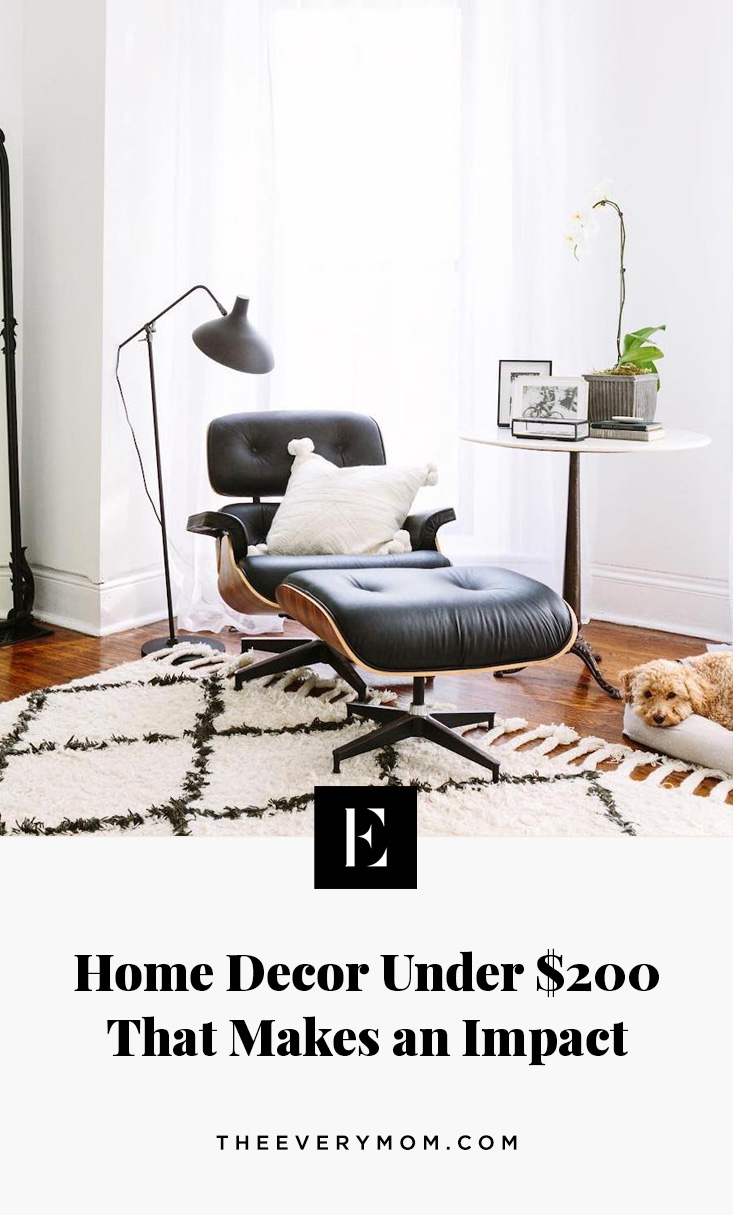 Home Decor Items Under 200 That Make A Big Impact On A Small Budget The Everymom