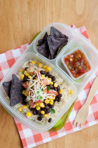 nut-free school lunches