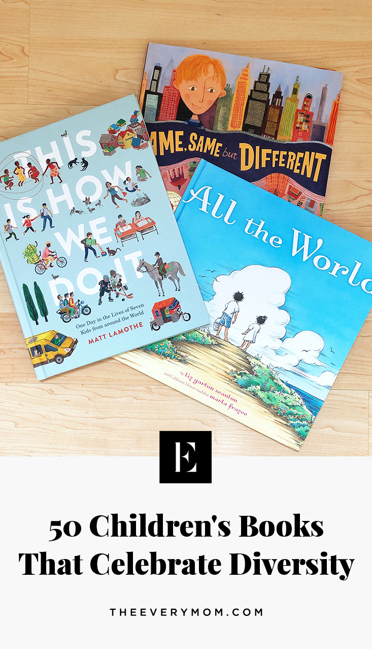 12 Children's Books That Celebrate Diversity   The Everymom