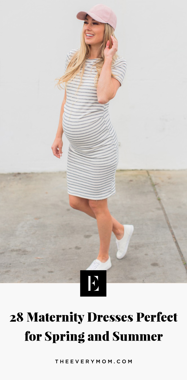 Maternity Dresses For Spring And Summer The Everymom