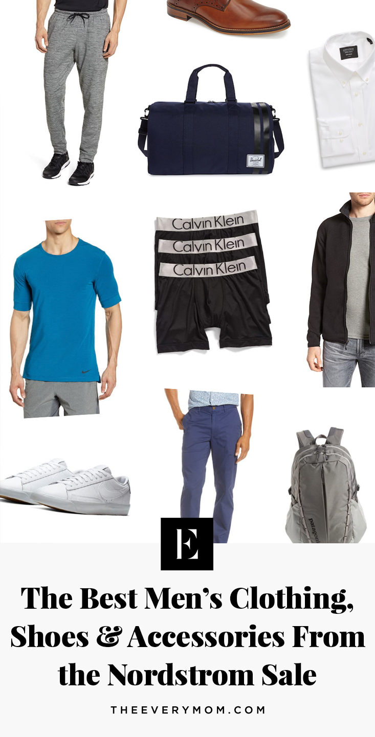 Nordstrom Anniversary Sale: Our Favorite Men's Clothing