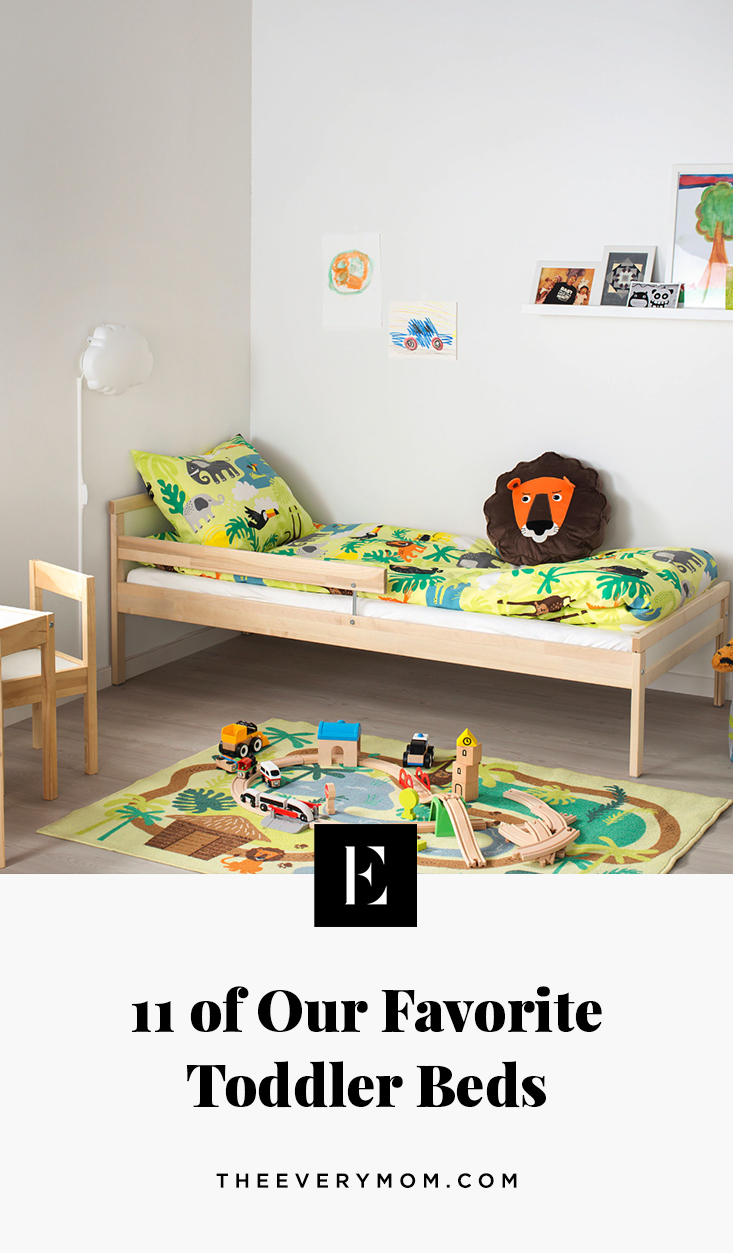 How to Tell If Your Child Is Ready for a Toddler Bed | The Everymom