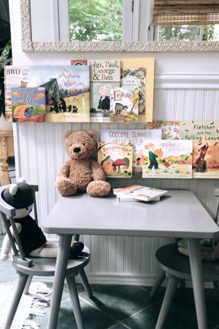 fall kids books
