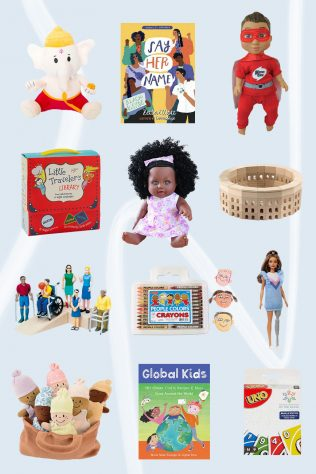 diverse kids toys