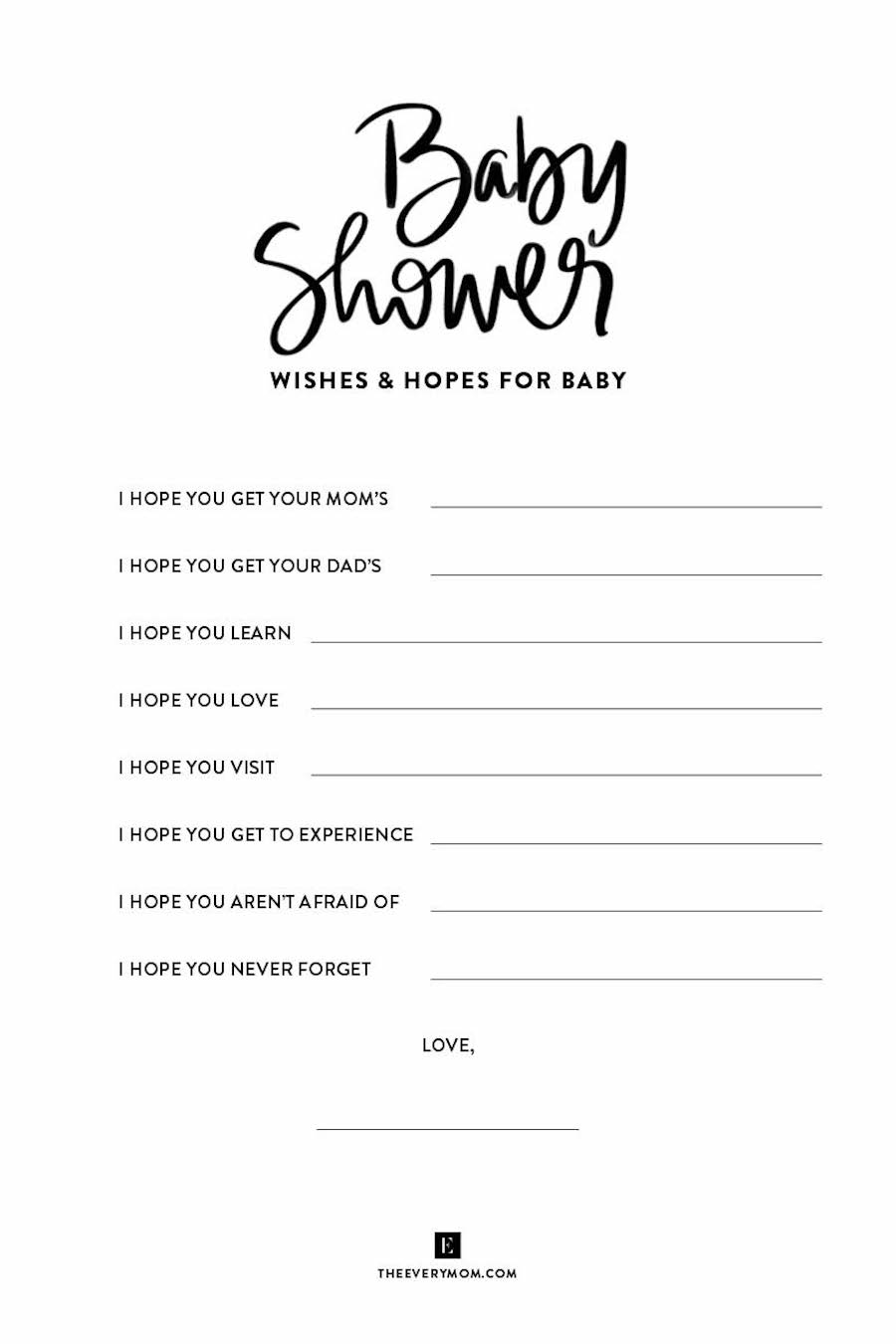 Baby Shower Games That Are Actually Fun The Everymom