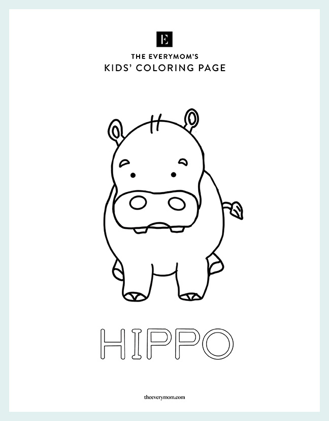 - Free, Printable Coloring Pages For Adults And Kids The Everymom