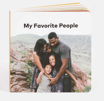 fathers day gift guide personalized book