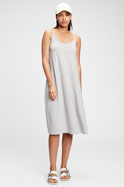 gap mom uniform summer dress