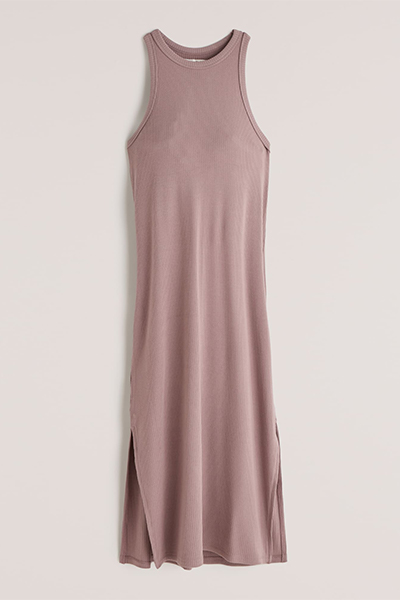 abercrombie & fitch mom uniform summer dress