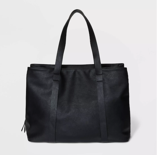 Target Triple Compartment Tote