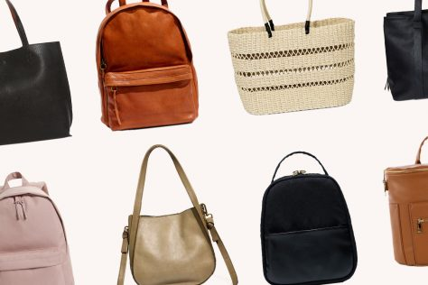 mom approved totes and backpacks