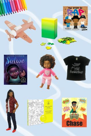 kids items from black-owned businesses
