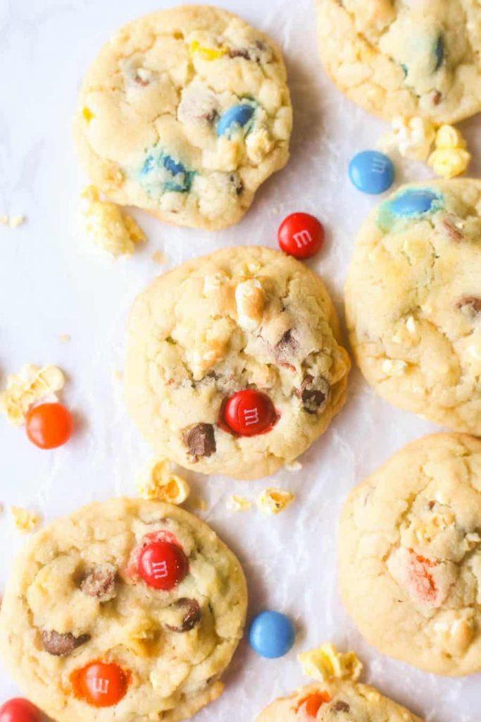 summer dessert recipes cookies
