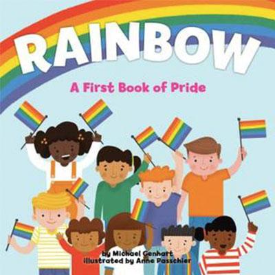 pride month kids books