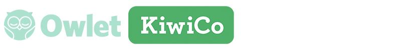 owlet kiwico logos
