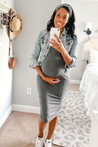 summer maternity dresses