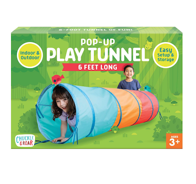 outdoor toys tunnel