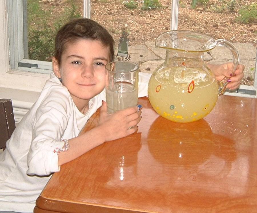 alex scott lemonade stand