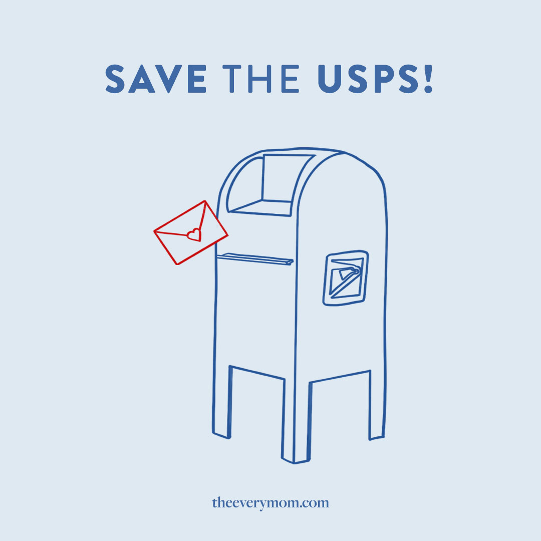 The Everymom5 Fun Ways Kids Can Help Save the United States Postal Service