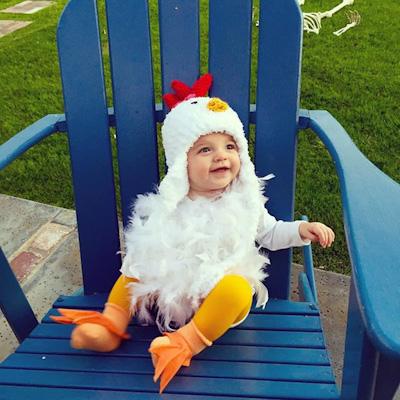 etsy chicken halloween costume