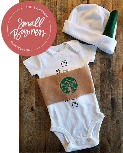 Starbucks baby