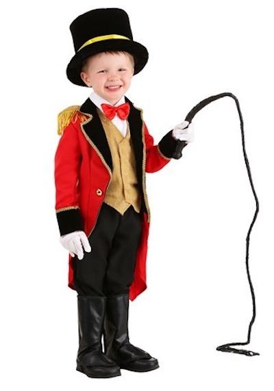 ringleader kids costume