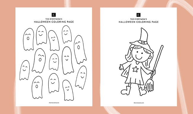 Printable Halloween Coloring Pages For Kids The Everymom