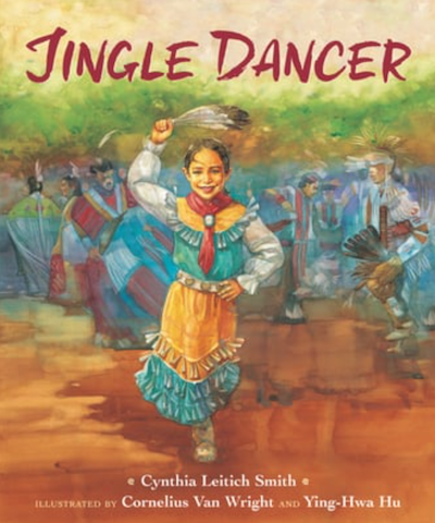jingle dancer Indigenous peoples day kids books