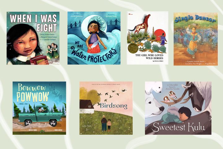 indigenous peoples day kids books