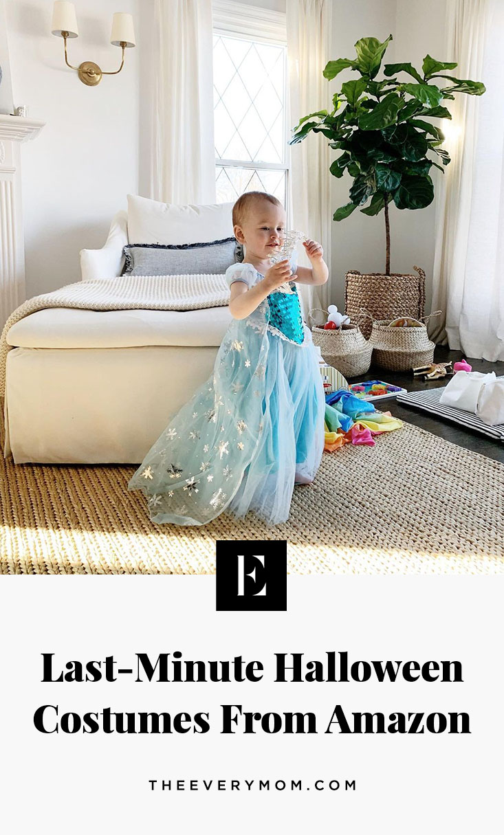 Last Minute Halloween Costumes To Order On Amazon The Everymom