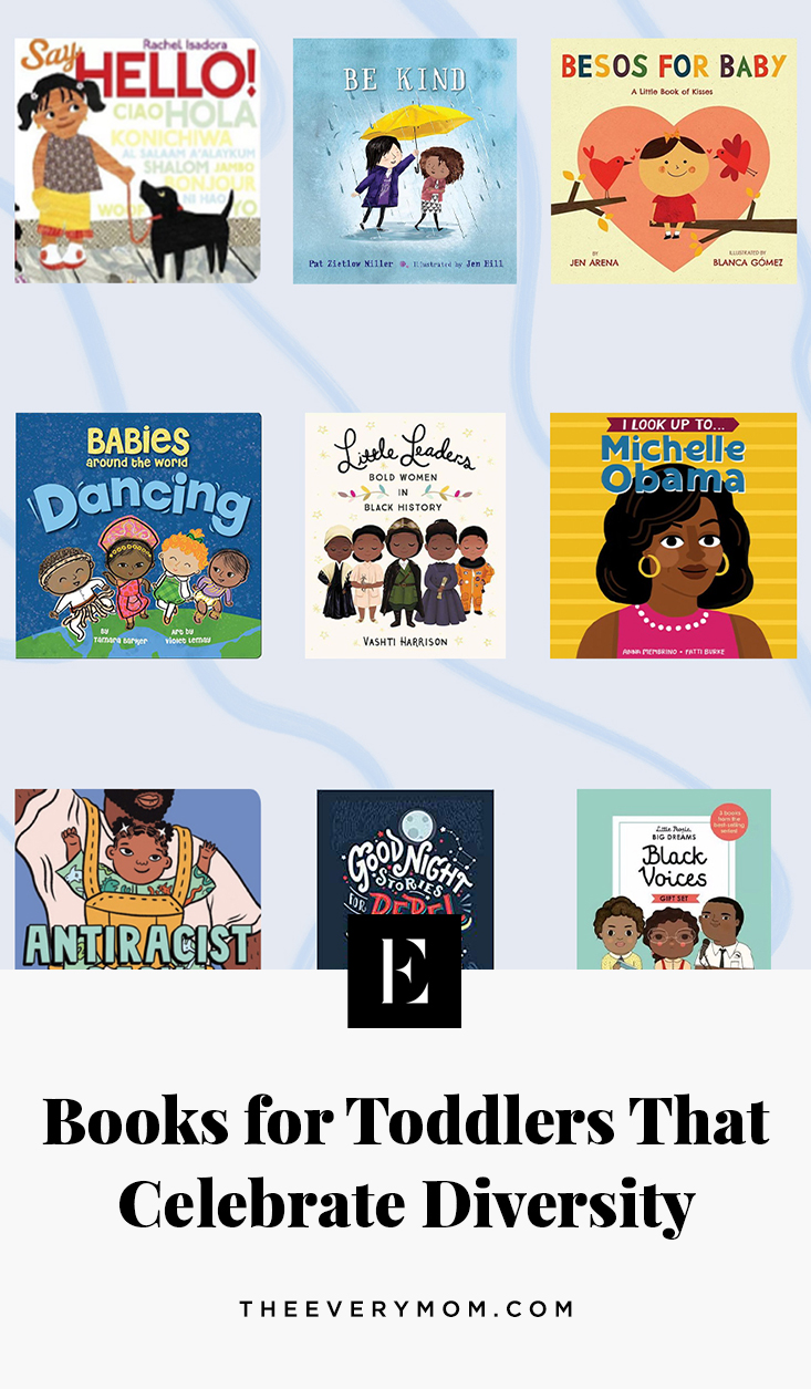 Books for Toddlers That Celebrate Diversity   The Everymom