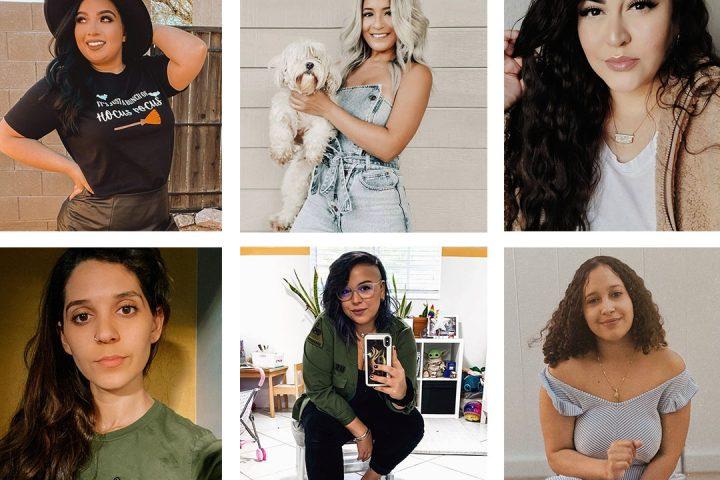latina instagram moms