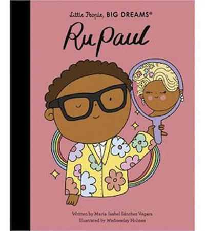 little people big dreams rupaul book
