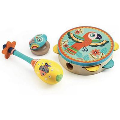 kido instrument toy set