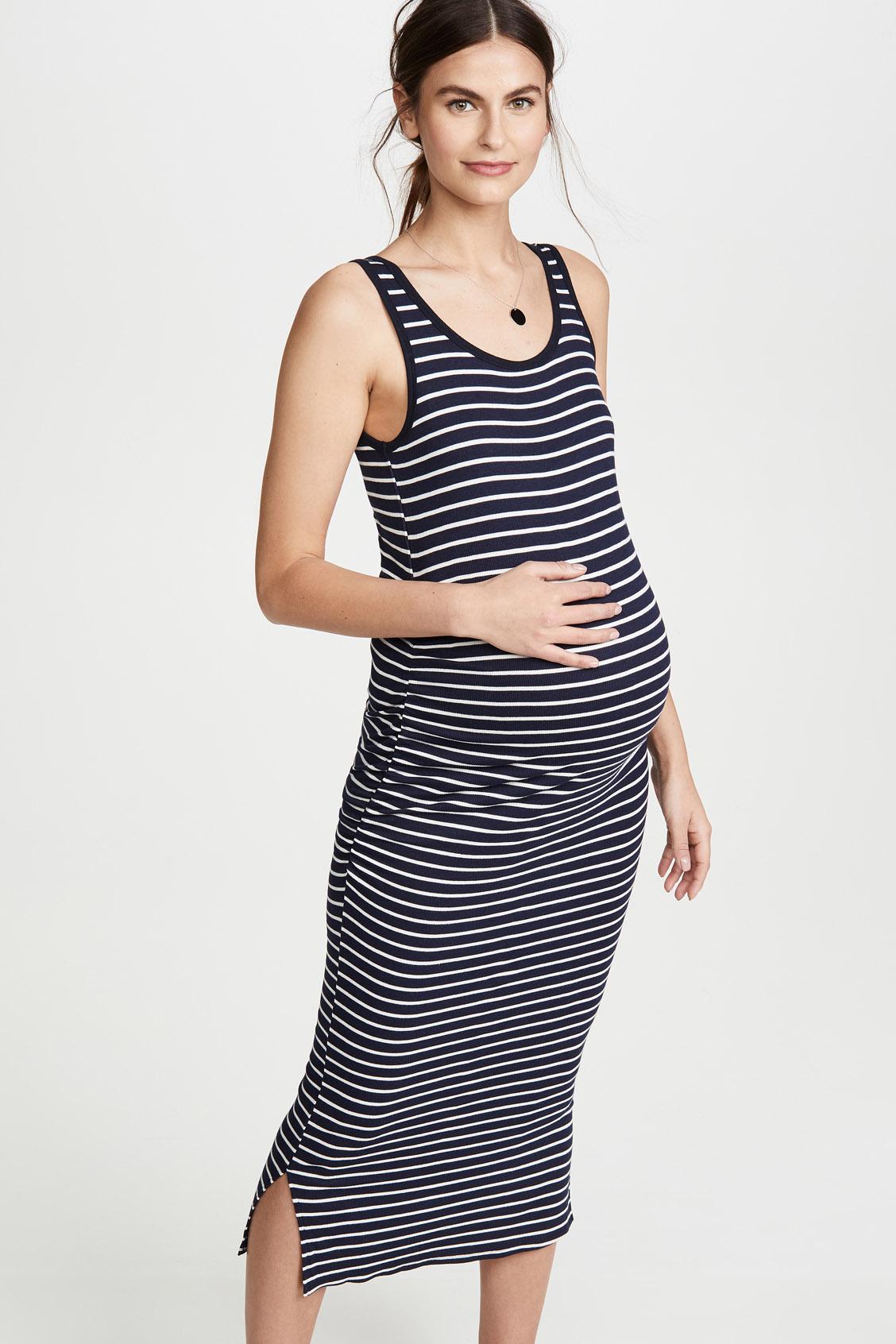 Ingrid and Isabel Striped dress