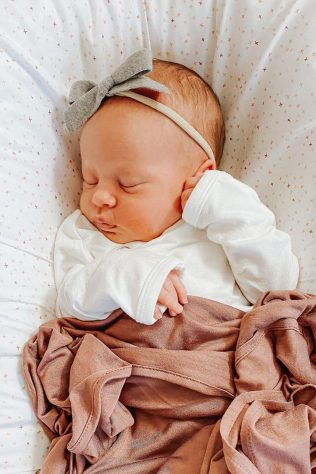most popular baby girl names
