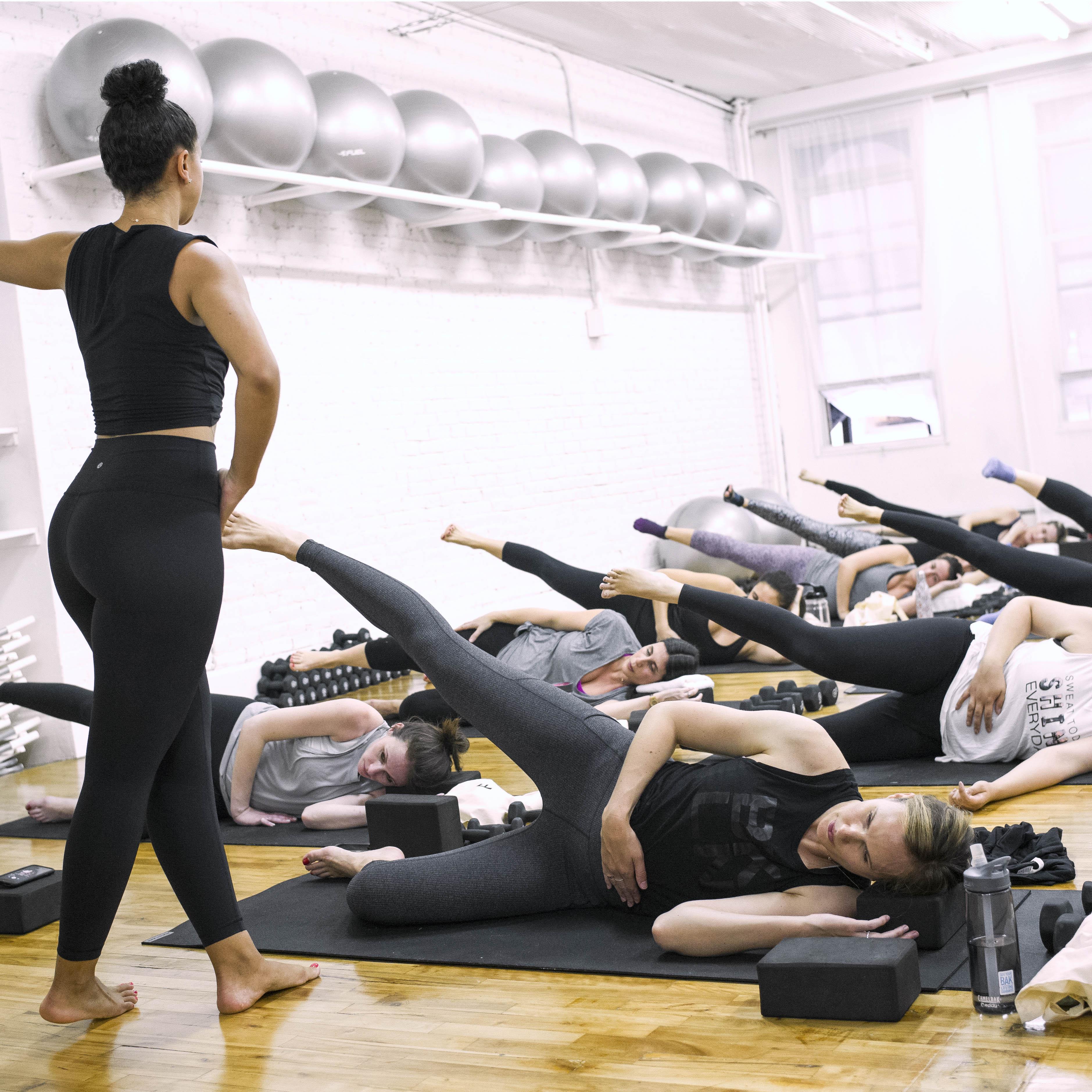 fit pregnancy club prenatal workout