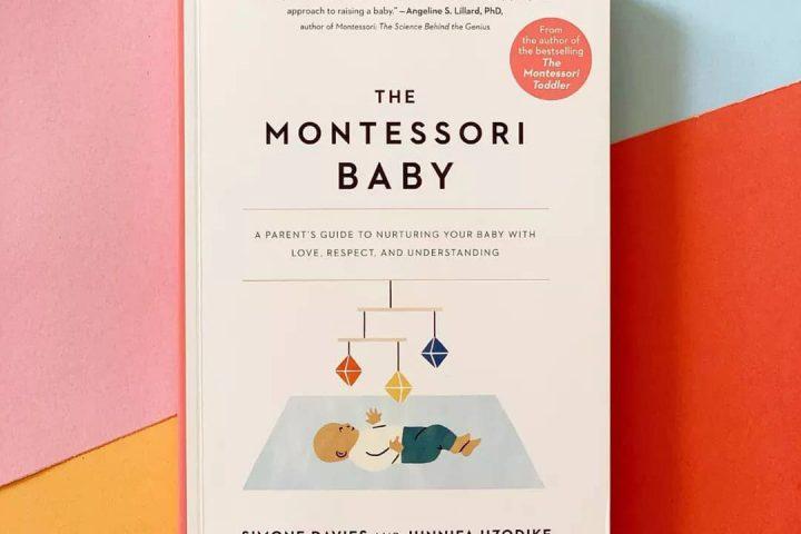 montessori baby book