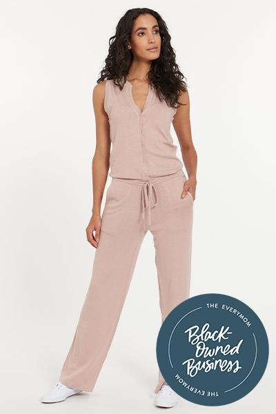 portofino jumpsuit for moms