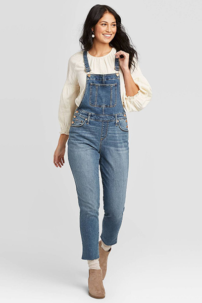 target overalls for moms