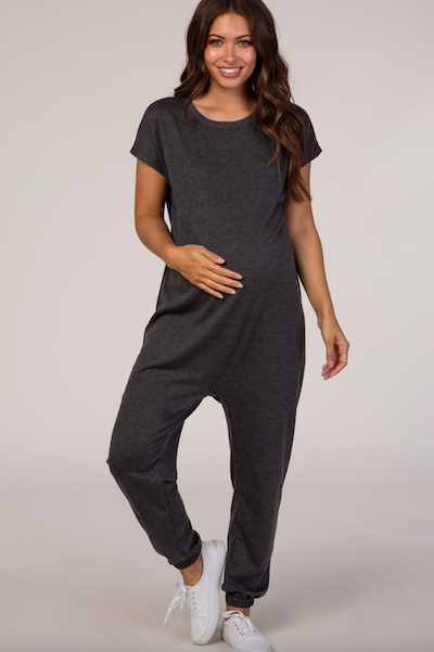 jersey maternity overalls for moms