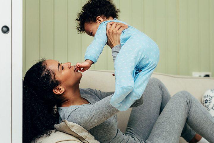 burdens of motherhood