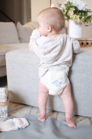 baby stations around house