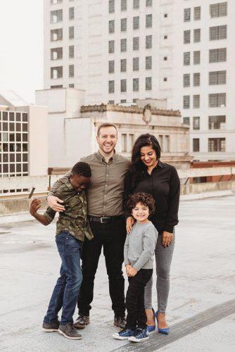 family race conversations