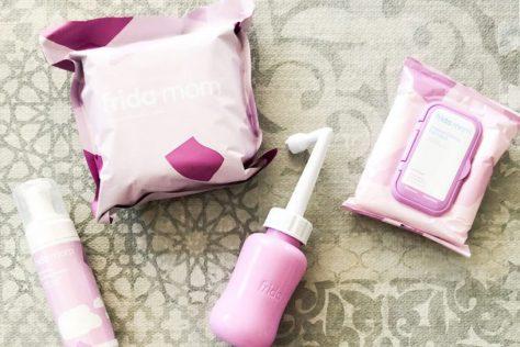 frida mom postpartum kit