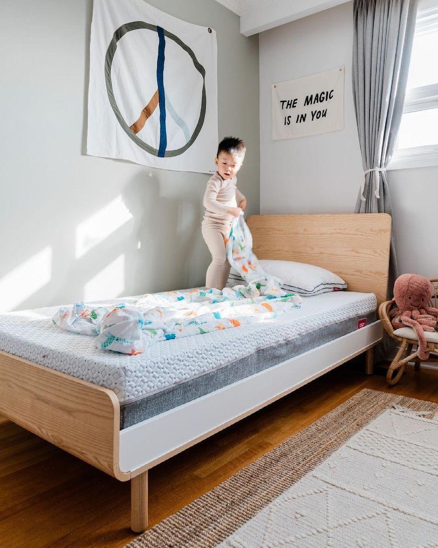 big kid bed transition