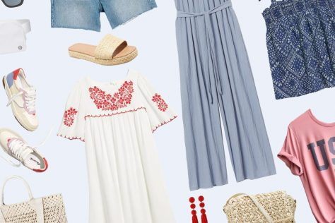 fourth of july outfits for moms
