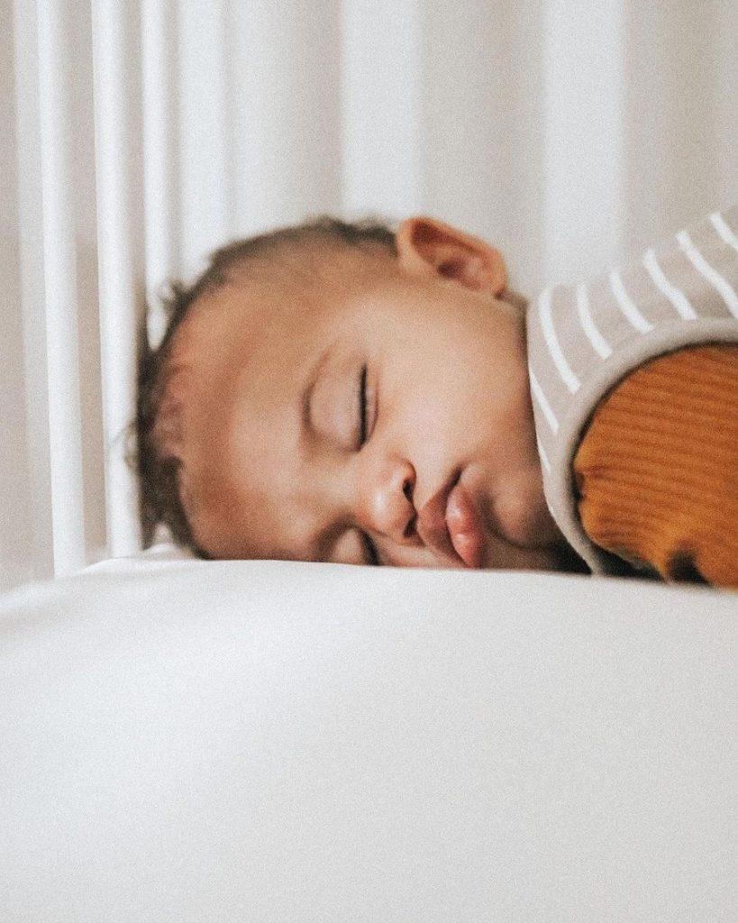 baby sleep when traveling