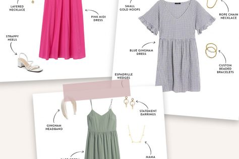 baby shower outfits