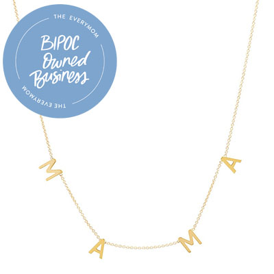 by chari mama necklace